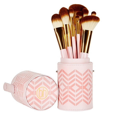 BH Pink Perfection 10 Pc Brush Set