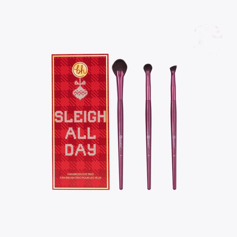 Bộ cọ mắt BH Cosmetics Sleigh All Day (3 cây)