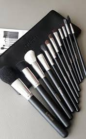 DUcare Makeup Brushes 12pcs With Luxury Cosmetic Bag