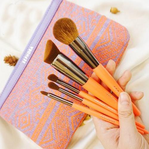 Bộ cọ cá nhân Sephora Lipstick Jungle